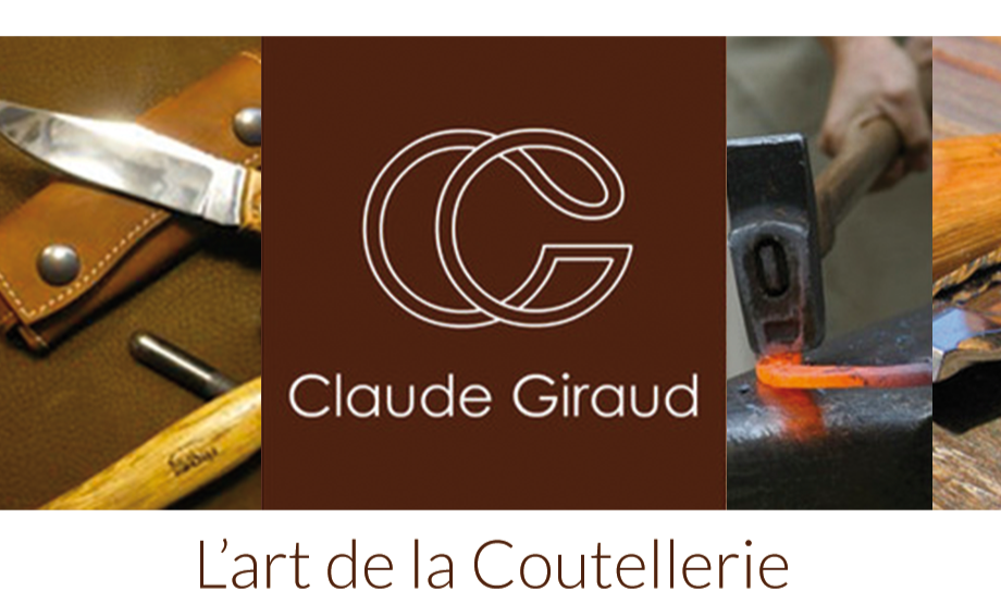COUTELLERIE D'ART CLAUDE GIRAUD-Exposant Coutellia