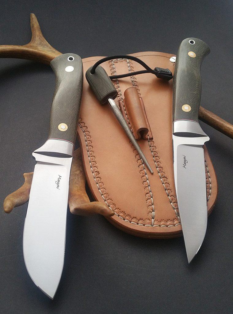 A-Hunter set