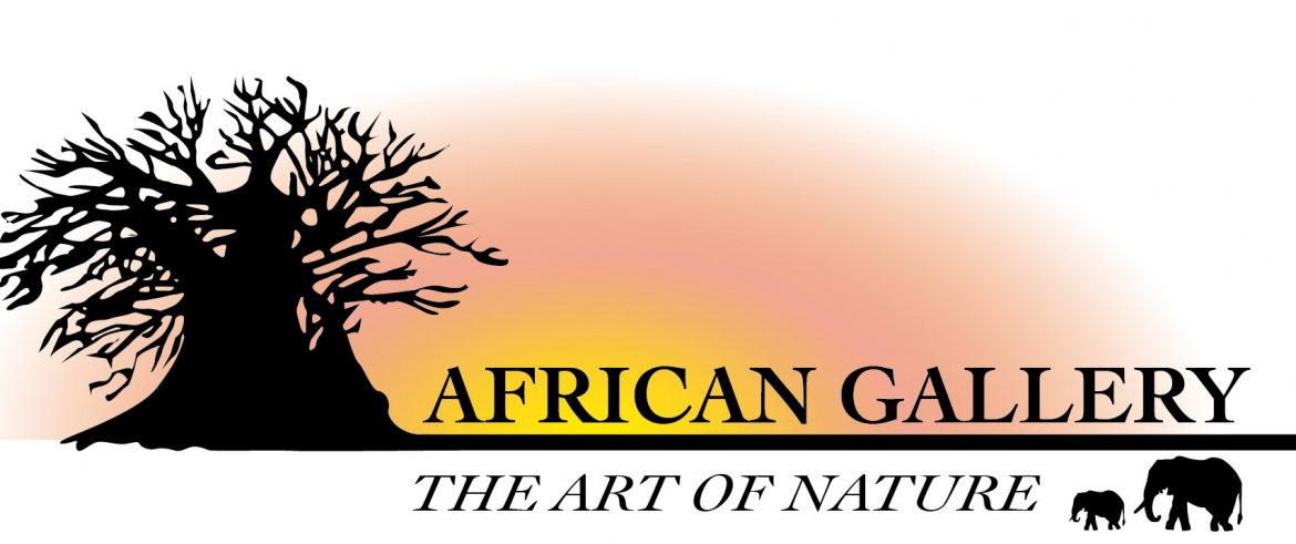 A - african gallery logo