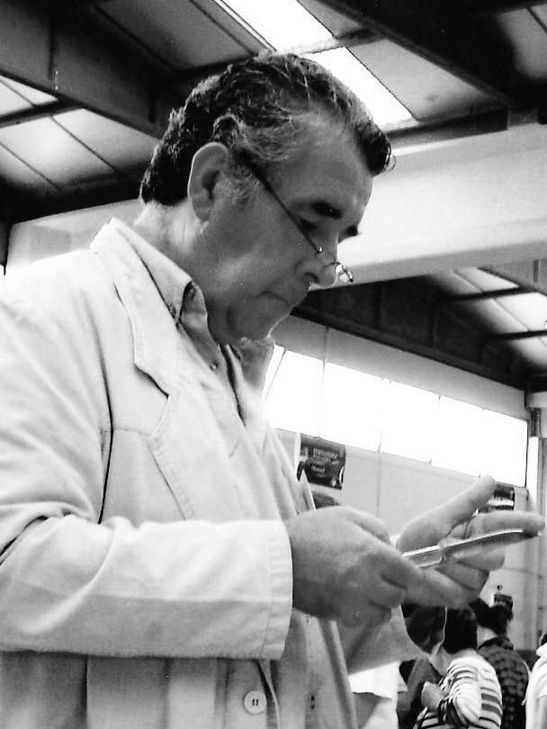 SOUCHON DUPRE Gérard-Exposant Coutellia