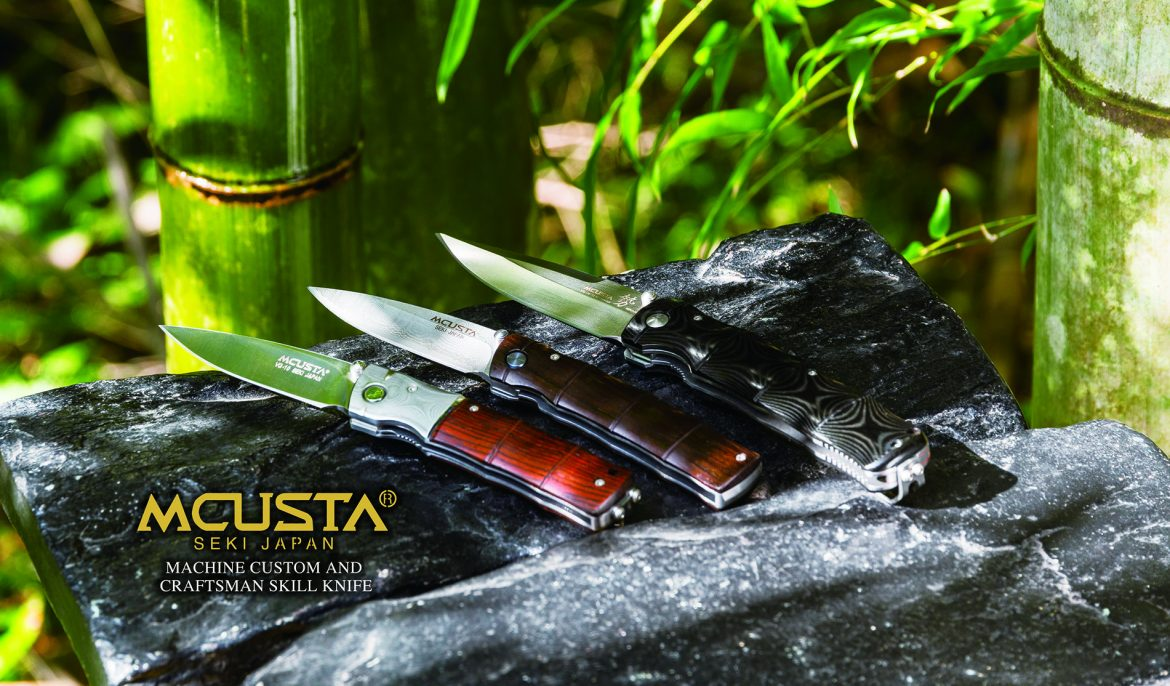 MCUSTA KNIVES-Exposant Coutellia