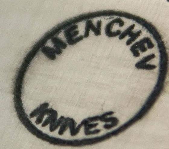 MENCHEV KNIVES-Exposant Coutellia
