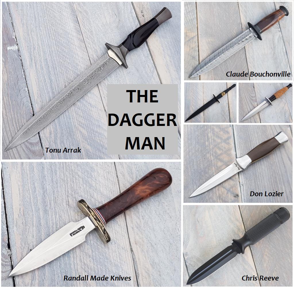 THE DAGGER MAN